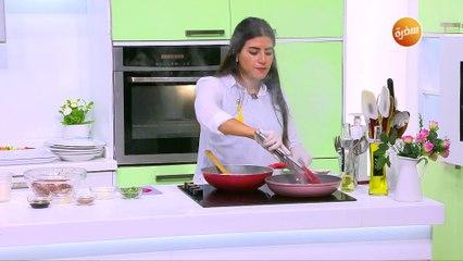بيكاتا بالمشروم - بيكاتا بالليمون   عمايل إيديا (حلقة كاملة)