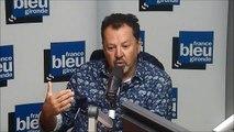 Philippe Rolland, secrétaire régional du syndicat Unité SGP Police, invité de France Bleu Gironde