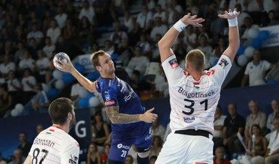 Résumé de match-EHFCL-Montpellier/Veszprém-29.09.2019