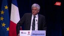 «Nous ne sommes pas les ennemis de l'État central», affirme Hervé Morin