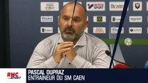 """Caen : """"Regarder dans le vide, ça vous précipite"""", les premiers mots du """"montagnard"""" Dupraz"""