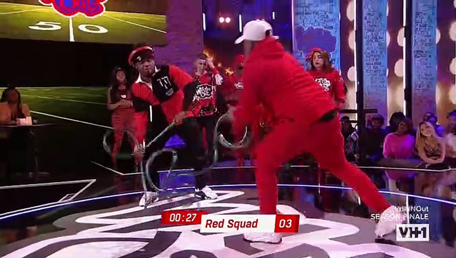 Nick Cannon Presents Wild n Out S13E43 Trick Daddy and Famous Dex 29th September 2019