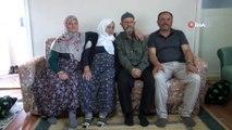 """72 saat sonra bulunan 81 yaşındaki Mustafa Köseler:""""Bundan sonra işim yok ormanda tövbe ettim"""""""