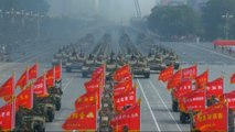 People's Republic of China celebrates 70th anniversary in Beijing with its largest military parade ever