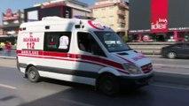 İstanbul'da Avcılar E-5 karayolu yan yolda Cihangir mevkiinde kontrolden çıkan özel halk otobüsü kaldırıma çıktı. Kazada çok sayıda yaralı olduğu öğrenildi.