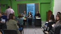 Plataforma en Defensa de Madrid Central en rueda de prensa