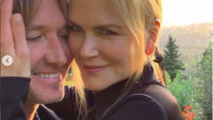 Keith Urban and Nicole Kidman perform romantic duet in Italy