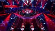 Juan Miguel Cortés canta 'Al amanecer' en 'La Voz Kids'