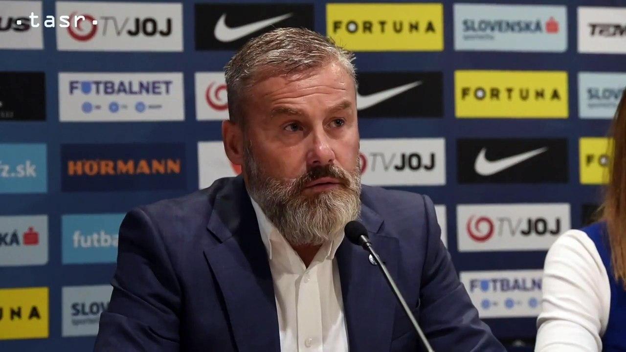 Tréner reprezentácie SR P. Hapal: Marek Hamšík je v dobrej nálade a verím, že je pripravený na 100 %