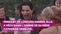 """Chiara Mastroianni : la fille de Catherine Deneuve ne se trouve pas """"démente physiquement"""""""