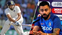 India vs South Africa 2019 : Kohli Speaks About Rohit As Test Opener || Oneindia Telugu