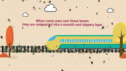 Network Rail's new leaf blowing trains revealed