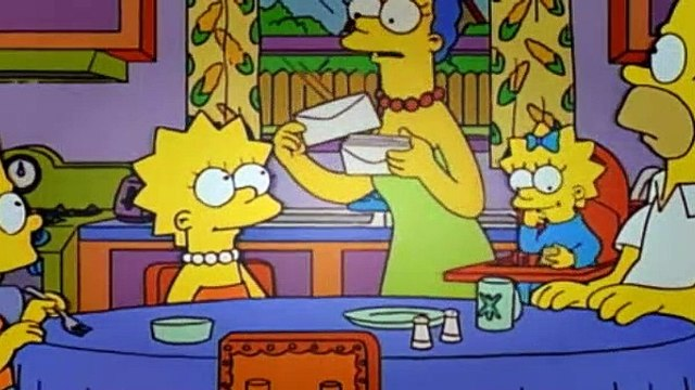 The Simpsons Season 8 Episode 20 - The Canine Mutiny