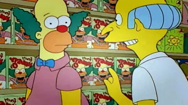 The Simpsons Season 8 Episode 21 - The Old Man and the Lisa