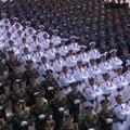 Soldats, missiles, chars: un gigantesque défilé pour les 70 ans du régime chinois