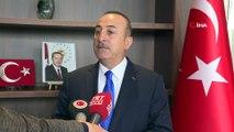 """- Çavuşoğlu: """"Terörle Mücadeledeki Çifte Standartları Gündeme Getirdik""""- 'Demokrasilerde Terörizmin Ve Teröristlerin Yeri Yoktur'"""