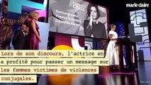 Penelope Cruz veut qu'on écoute les femmes victimes de violences