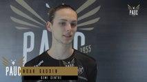 EHF Cup - La Préparation / Interview de Noah Gaudin