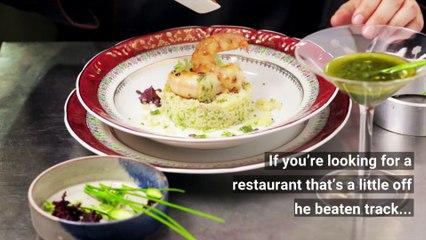 9 Lesser known Edinburgh Restaurants