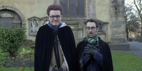 Five things you'll learn on a Harry Potter tour of Edinburgh