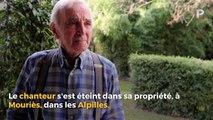 Il y a un an jour pour jour, Charles Aznavour nous quittait