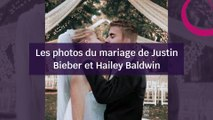 Les photos du mariage de Justin Biebert Hailey Baldwin