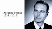 Hommage du Premier ministre à Jacques Chirac