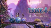 Trine 4 - Game Overview (2019) Xbox One HD
