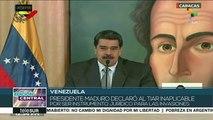 Edición Central: Pdte. Maduro reitera su disposición al diálogo
