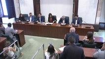 Reunión del grupo de Cs en el Parlament