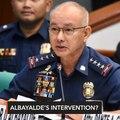 Albayalde intervened in dismissal of Pampanga 'ninja cops' – PDEA chief