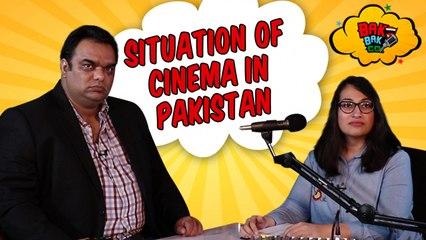 Nimra Arshad Ft. Omair Alavi - Situation of Cinema in Pakistan