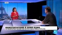 Le pari de la convergence entre la Chine et Hong Kong est perdu