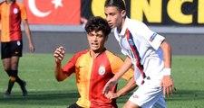 UEFA Gençlik Ligi'nde PSG, Galatasaray'ı dağıttı!