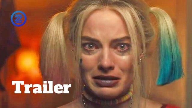 Birds of Prey Trailer #1 (2020) Margot Robbie, Ewan McGregor Action Movie HD