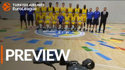 Video Preview: Maccabi FOX Tel Aviv