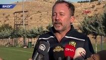 Sergen Yalçın'dan Beşiktaş açıklaması