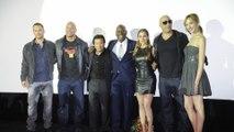 Dwayne Johnson et Vin Diesel font la paix