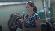 Meghan's focus on women's empowerment during royal tour