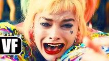 BIRDS OF PREY Bande Annonce Officielle VF (2020) Harley Quinn