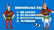 Bundesliga: An adventure with Asterics Freiburg by 442oons