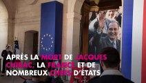 Obsèques de Jacques Chirac : François Hollande révèle ce qu'il a glissé à l'oreille de Carla Bruni