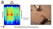 NASA Reveals Its InSight Lander Recorded Peculiar Sounds On Mars