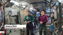 Astronaut Reveals What International Space Station Smells Like