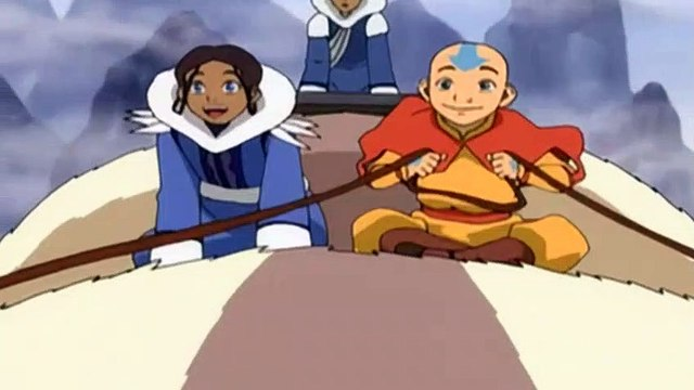 Avatar: The Last Airbender S01E03 The Southern Air Temple - The Last Airbender S01E03
