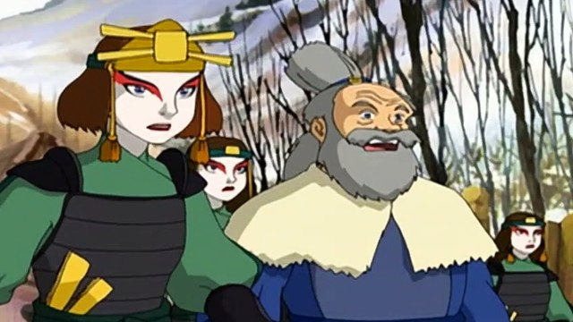 Avatar: The Last Airbender S01E04 The Warriors of Kyoshi - The Last Airbender S01E04