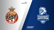 AS Monaco - Morabanc Andorra Highlights | 7DAYS EuroCup, Regular Season Round 1
