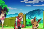 Pokemon S16E05 Team Eevee and the Pokemon Rescue Squad