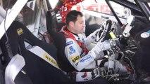 Así es el volante adaptado de Albert Llovera en el Mundial de Rallycross