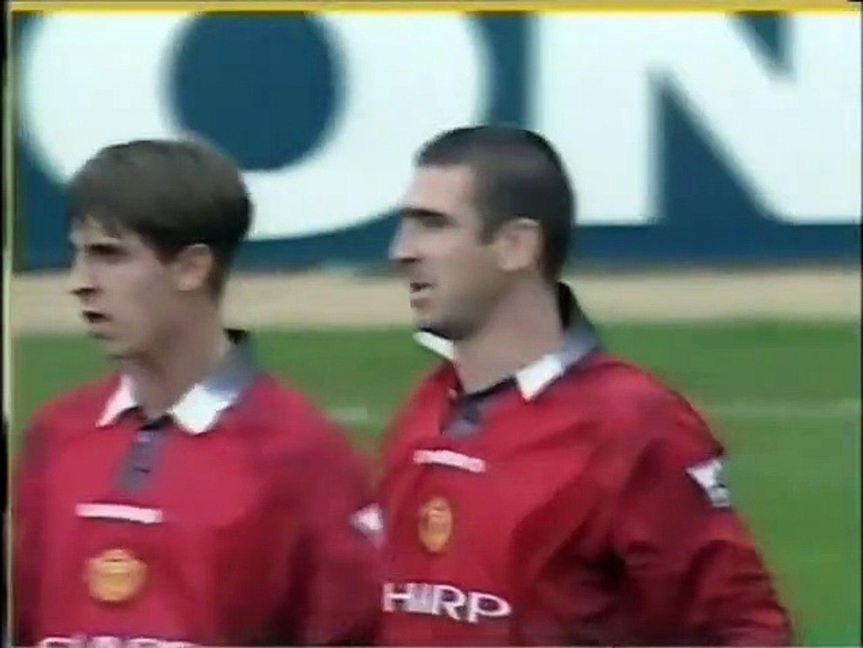 Community Shield 1996 - Manchester United v Newcastle United - 2.Half